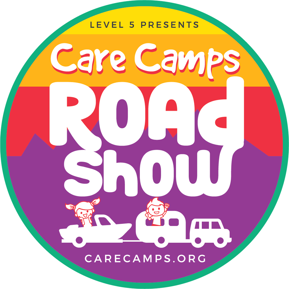 Care Camps Roadshow Logo